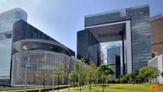 HK government headquarters, Tamar